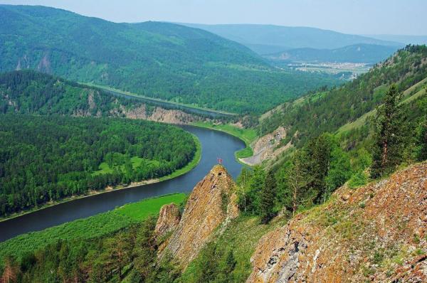 Реки Красноярского края могут подвергнуться экологической угрозе. экология, река, проблемы, вода, Красноярский край