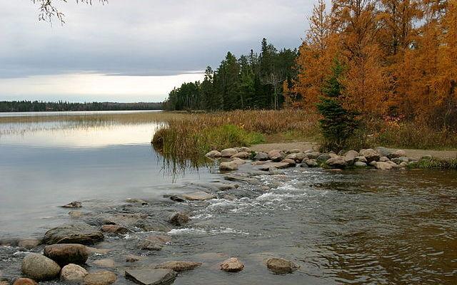 Безобразие: предпринимателю «подарили» государственное озеро. 13721.jpeg