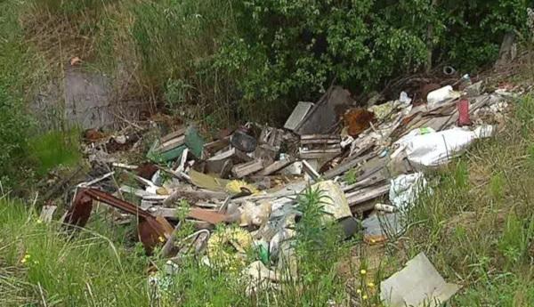 Свалка с 30-летней историей в Югре будет ликвидирована по особой технологии. экология, Югра, мусор, свалка, технология