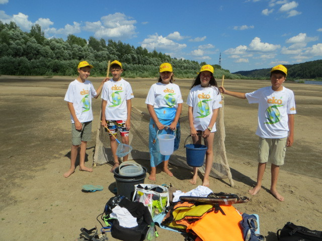 Молодь рыб в Астрахани вновь спасут школьники. 15745.jpeg
