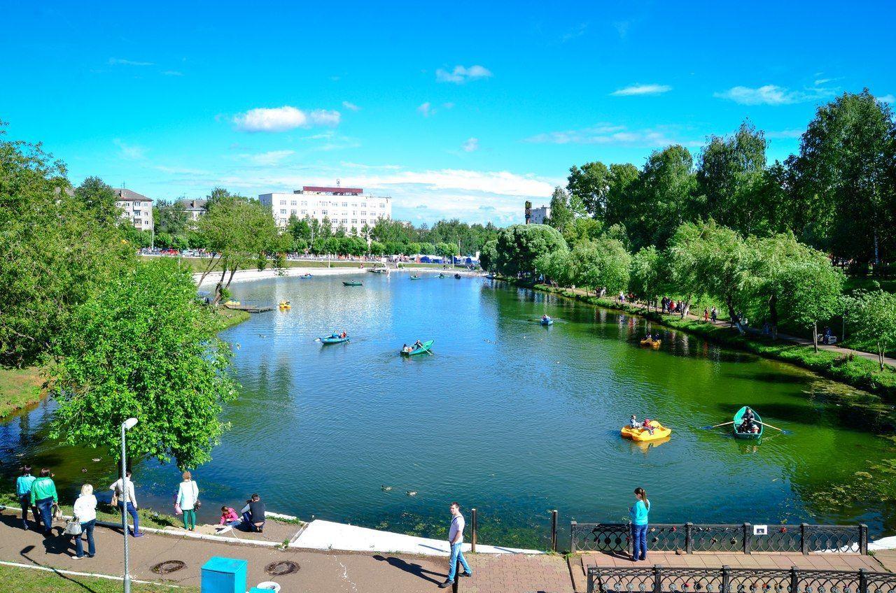 Кировский пруд у цирка обработают биозащитой. 15758.jpeg