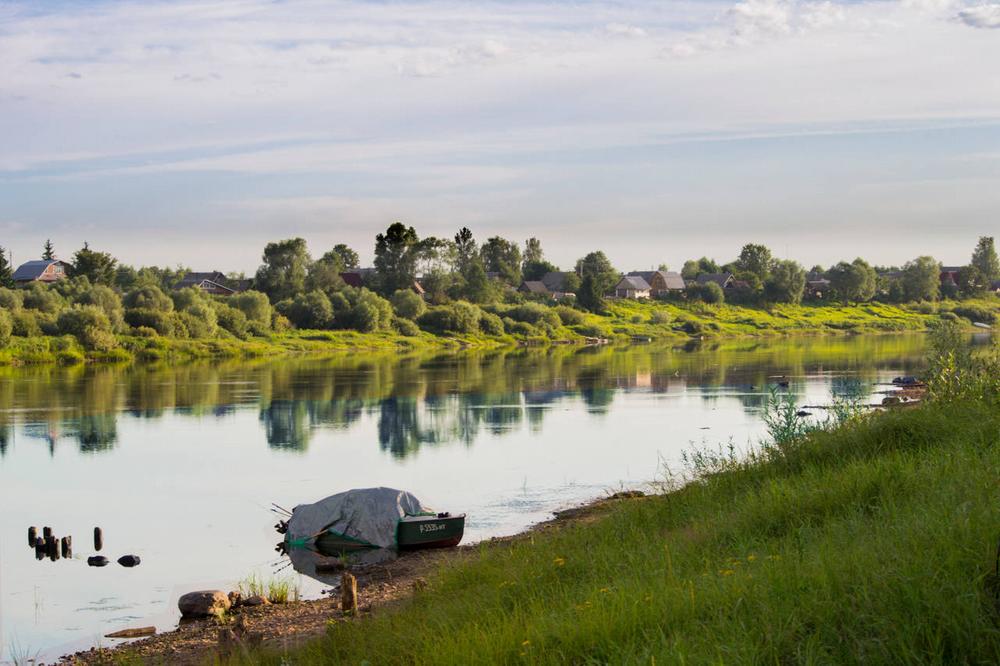 В августе начнут мелиорацию реки Ловать. 15759.png