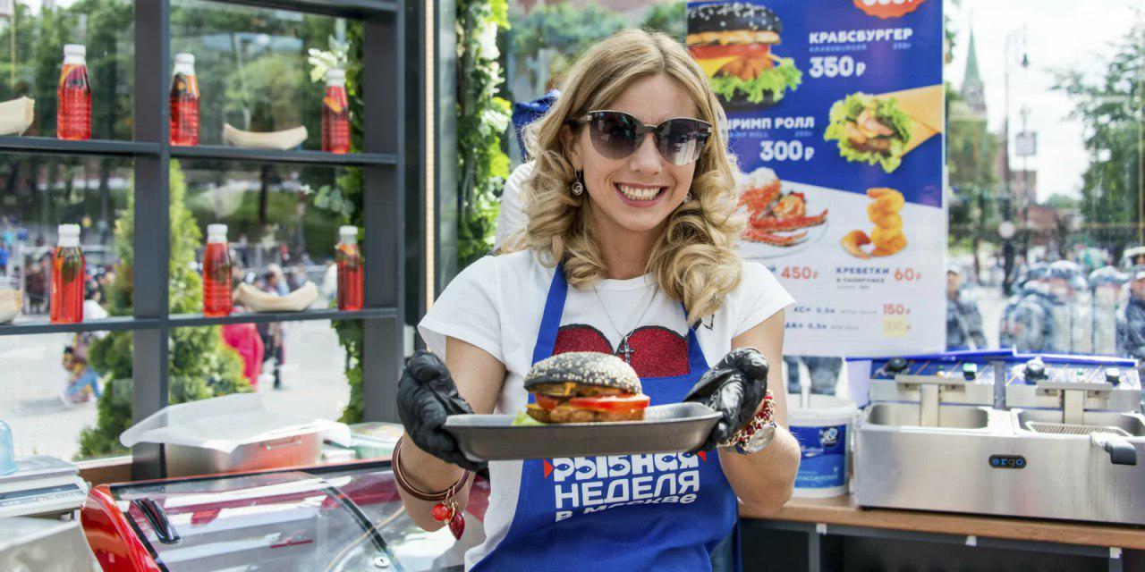 На «Рыбной неделе» в Москве продали 8,5 тонн сельди. 15794.jpeg