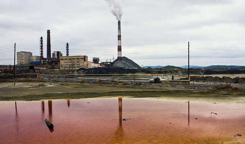 В загрязнении Урала обвинят казахское госпредприятие. 15821.jpeg