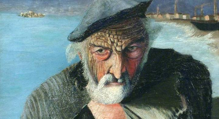 Тайна «Старого рыбака» сделала великим слабого художника. 14823.jpeg