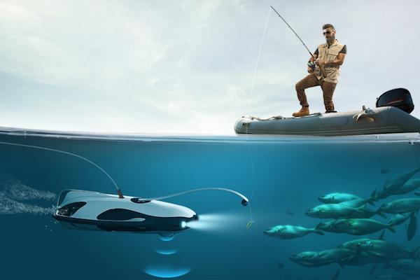 Компания PowerVision сделала беспилотник для рыбаков. 13899.png