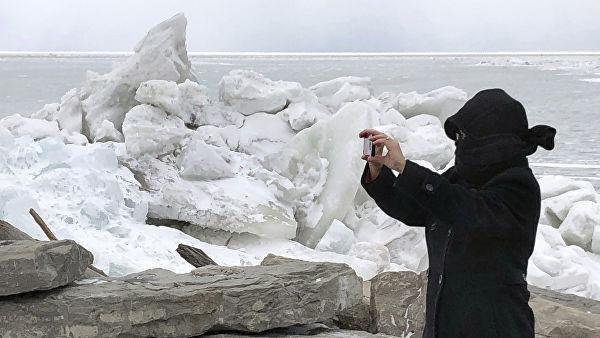Льдом с озера Эри завалило город. 14953.jpeg