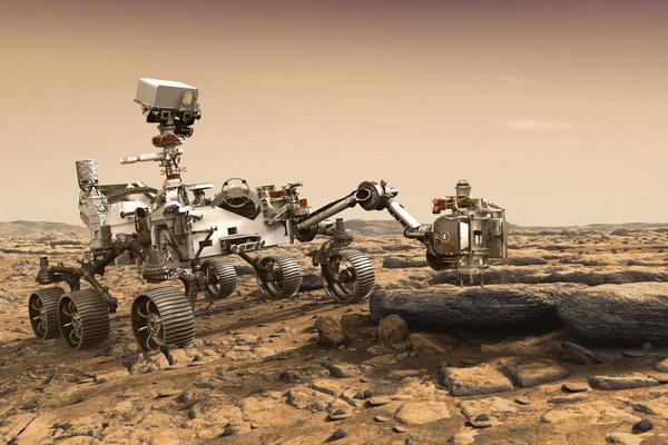 """Ровер """"Марс-2020"""" отправится на марсианскую реку. 13967.jpeg"""