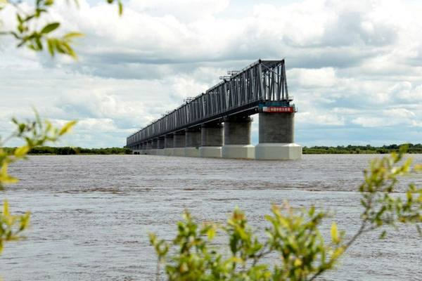 В Китае остановили строительство моста из-за гибели рыбы. 13985.jpeg