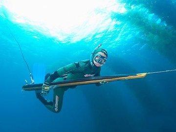 Подводная охота, что потребуется новичку