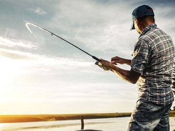 Рыболовный туризм: царская рыбалка в Петергофе