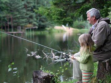Что делать, если в семье есть рыбак