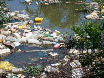Последствие загрязнения речной экосистемы Амазонии