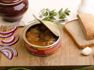Рыбка в томатном соусе