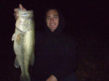 Основы ночной рыбалки
