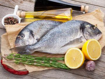 Полезная рыба дорадо