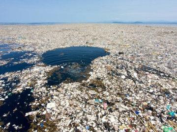 В Черном море обнаружены мусорные острова