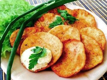 Вкусный, хрустящий рецепт рыбы и чипсов