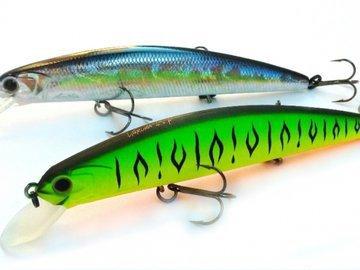 О приманках для пресноводной рыбалки
