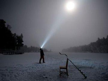 Выбираем налобный фонарь для рыбалки