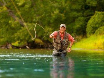 Необычные виды рыбалки