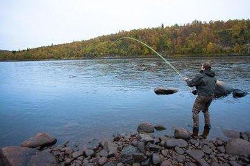 Весенняя рыбалка на голавля