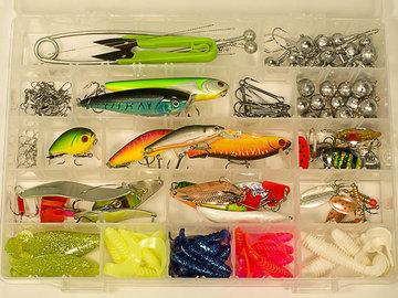 Основы цветовой гаммы в рыбалке