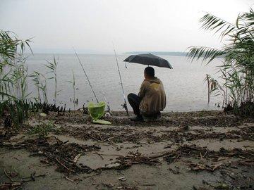 Как дождь влияет на рыбалку
