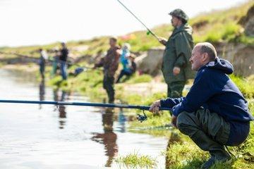 Рыбная ловля. Основные правила. (Часть 1).
