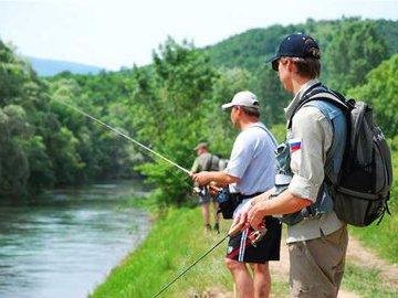 Рыбная ловля. Основные правила. (Часть 3)