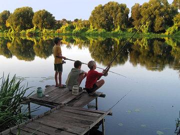 В Госдуме приняли закон о любительской рыбалке