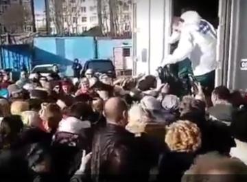 В Петропавловске малоимущим жителям выделили 170 тонн рыбной продукции