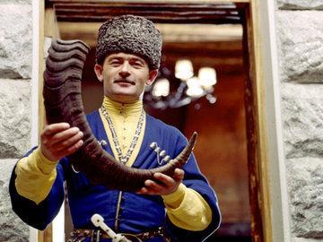 На Северном Кавказе меньше всех пью и курят
