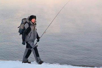 Какую одежду выбрать, собираясь на рыбалку
