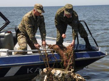 Рыбацкая байка. Наказали браконьеров