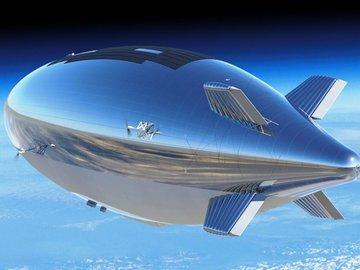 Ученые ВНИРО предложили перевозить рыбу на высотных дирижаблях