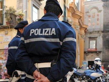 Римская полиция задержала российских воров
