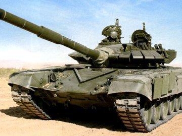 """Вместо """"Арматы"""" в войска будет поступать беспилотник на базе Т-72"""