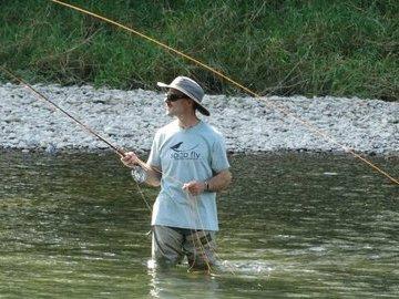 Как стать успешным в нахлыстовой рыбалке