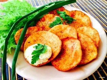 Рыба и чипсы - изумительно хрустящее блюдо