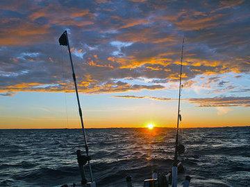 Рыболовные снасти. Морская рыбалка