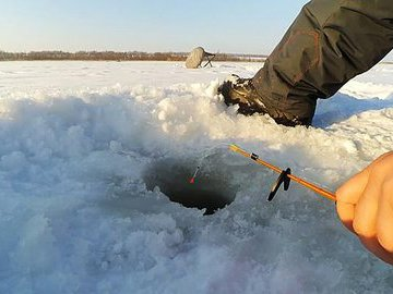 Рыболовные снасти. Зимняя рыбалка