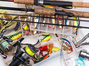 Спортивная снасть для рыболова-любителя