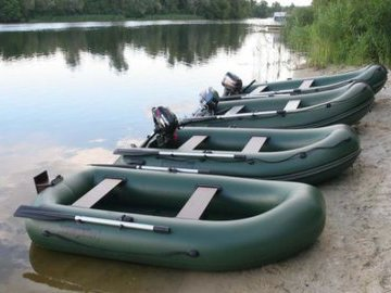 Выбираем клей для лодки-пвх
