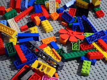 Кубики Lego способны прожить в океане более 1000 лет