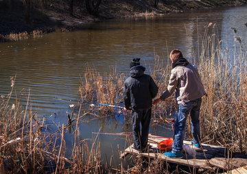 Особенности весенней рыбалки