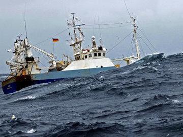 В Крыму построят десять судов для рыбного промысла