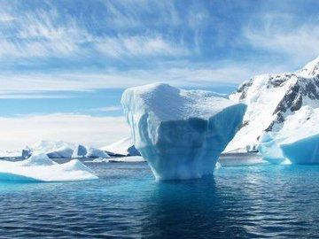 60% шельфовых ледников Антарктиды подвержены разрушению