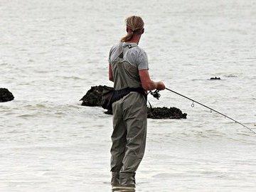 В Турции рыбакам велели соблюдать социальную дистанцию