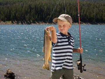 Если ты настоящий рыбак